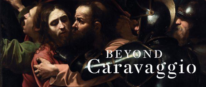 Detail from Michelangelo Merisi da Caravaggio, 'The Taking of Christ', 1602.